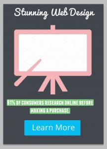 Banner advertisement design
