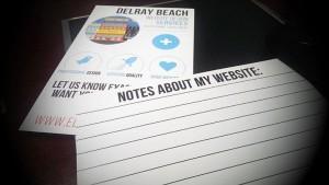 print design flyer delray beach