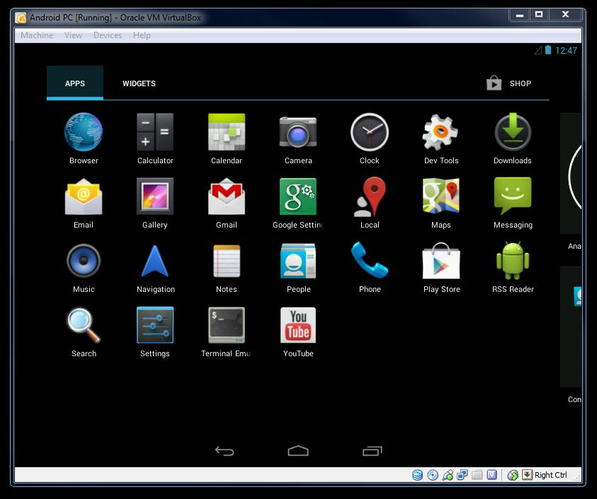 28 app screen