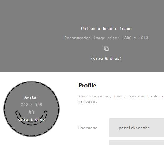 ello profile patrick coombe