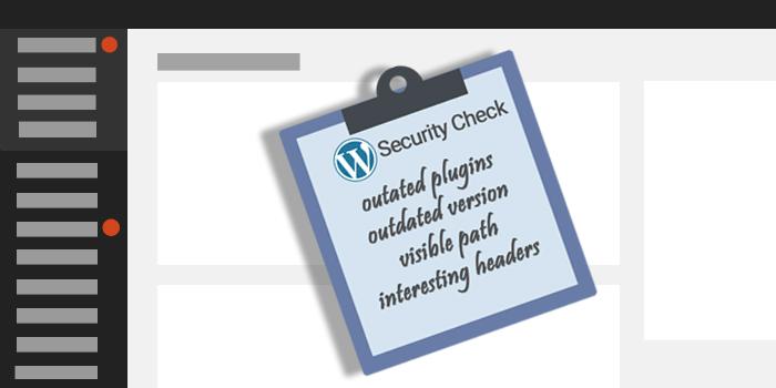 wordpress security checkup wpscan