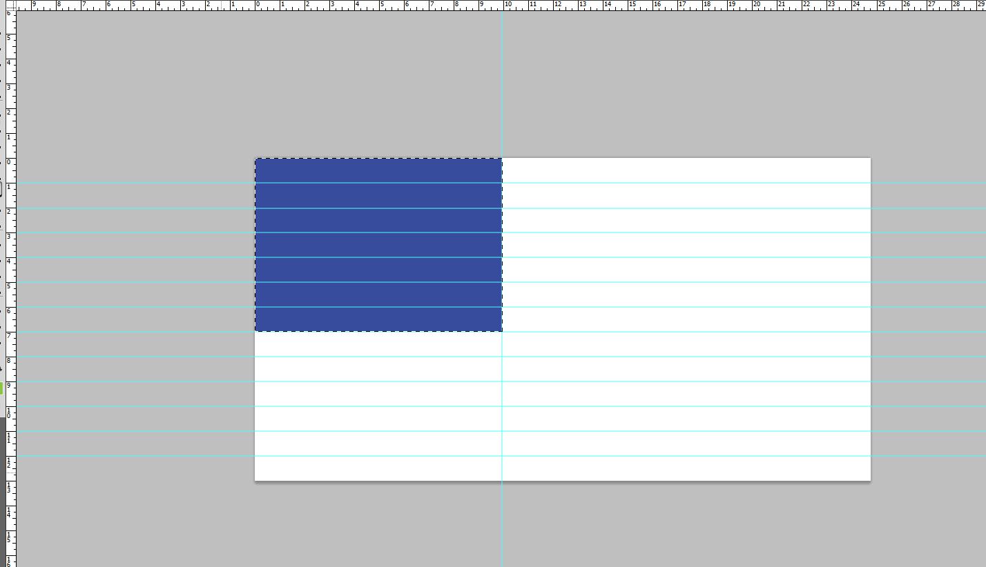 4 american flag design in Photoshop CS5