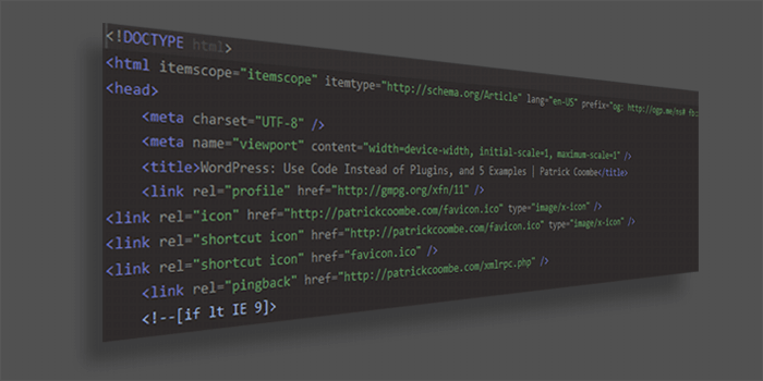 wordpress code plugins