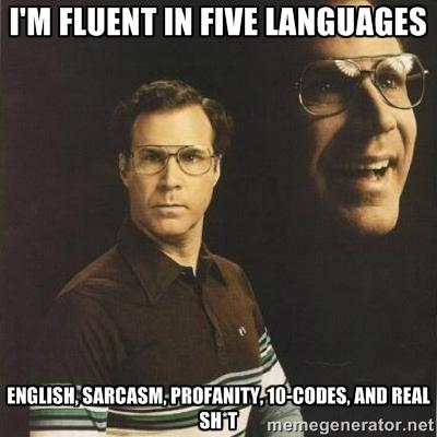 fluent meme