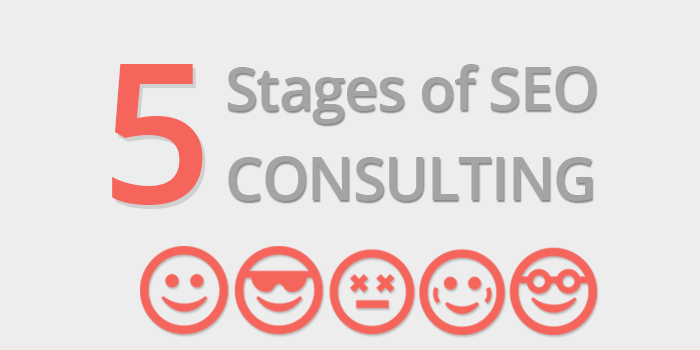 seo consulting stages