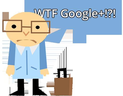 wtf google plus image