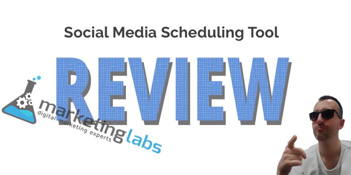 Reviewing Marketing Labs Social Media Scheduling Tool